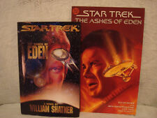 Star Trek Ashes of Eden by William Shatner HD and Graphic Novel