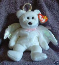 Ty Beanie Babies Halo the angel bear Retired