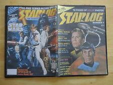 STARLOG Magazine issues 1- 374 on 4 DVD full run + EXTRAS sci-fi STAR TREK WARS