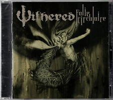 WITHERED folie circulaire CD 2008 Black Death Metal