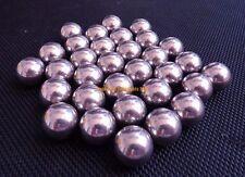 "25 PCS 316 Stainless Steel Bearing Balls Grade 100 6mm // 0.2362/"" G100"