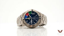Tutima Yachting Chronograph Ref: 751 - 02 Automatik Lemania 5100 43mm NOS