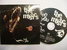 THE MYSTICS See You – 1995 UK CD Card Sleeve – Electronic Pop - BARGAIN!
