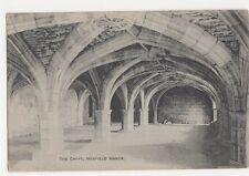 The Crypt, Winfield Manor Derbyshire Postcard, B088