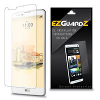 3X EZguardz LCD Screen Protector Skin Cover HD 3X For LG Stylo 2