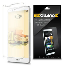 1X EZguardz LCD Screen Protector Cover Shield HD 1X For LG Stylo 2