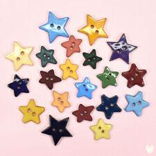 Boutons galore angels chanson bleu 4740-angelots étoiles noël xmas dress it up