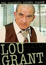 LOU GRANT: THE COMPLETE SECOND SEASON 2  - DVD - Region 1 - Sealed