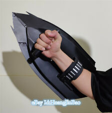 Captain America Shield Black Panther Avengers 3 1:1 Scale Alloy Cosplay Prop Hot