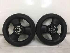 "BRAND NEW 4"" x 1"" Pr1mo Composite Wheelchair Caster Wheel (Pair) PRIMO CASTERS"
