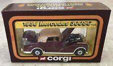 CORGI CARS OF THE 50's - MIP - 1956 MERCEDES 300SC #805
