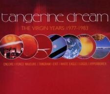 The Virgin Years: 1977-1983 von Tangerine Dream (2012) 5CD Neuware