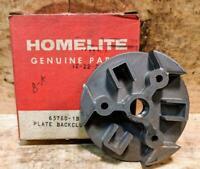 NOS HOMELITE 350 450 SUPER XL SXL XL12 3 SHOE CLUTCH PLATE 65760-1B