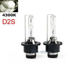 2X D2S HID 35 Watt 4300K OEM Xenon Headlight Light Bulbs Direct Replacement AC