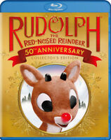 RUDOLPH: THE RED-NOSED REINDEER (50TH ANNIVERSARY COLLECTOR'S EDITION) (BLU-RAY)