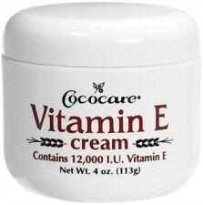 Cococare Vitamin E Cream 4 oz (Pack of 3)