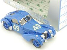 Brumm SPECIAL s012 Bugatti 57 S COUPE fascicolo 49 1934 1936 TLW. OVP 1603-30-10