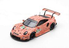 Spark Porsche 911 Rsr #92 Winner Lmgte Pro Le Mans 2018 Christensen S7033 1/43