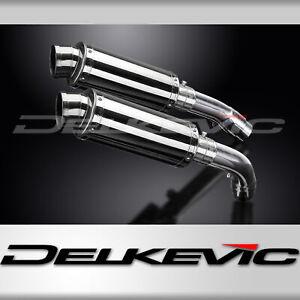 DUCATI 1198 2009-2011 225mm STAINLESS RACE SILENCER KIT EXHAUST