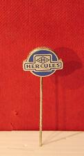 Original alte HERCULES Motorräder Fahrräder Anstecknadel Abzeichen Emailliert