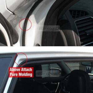 13Ft D Shape Car Door Wind Noise Seal Rubber Strip Molding for AUDI Car