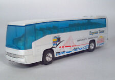 "Welly Super Coach 7.25"" Mercedes Benz O303RHD Express Tours Die Cast Scale Model"