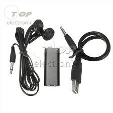 150Hr USB 8GB Digital SPY Hidden Audio Voice Recorder Dictaphone MP3 Player