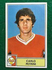 CALCIATORI 1971/72 VARESE Carlo PETRINI , Figurina Panini (NEW)