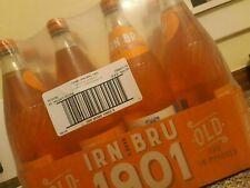 Irn Bru 1901 Full Sugar No Sweetners  Limited Edition CRATE.