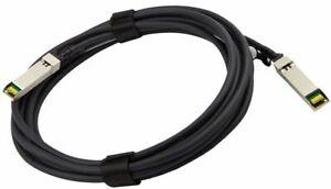 1m DAC 10G SFP+ Passive Direct Attach Copper Lead/Cable COMPAT HP/ARUBA J9281D