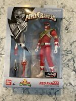 Bandai Power Rangers Legacy Collection Armored Red Ranger GameStop Exclusive
