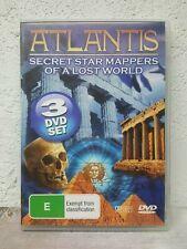 Advanced Ice Age Civilizations + Atlantis + Origins of Man (DVD SET) UFO TV DOCO