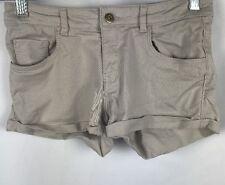 H&M Women's Khaki Short Shorts Size 4 Summer