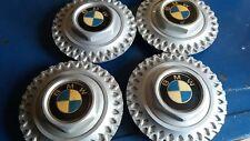 BMW BBS 3, 5  Series OEM Center Caps 3613-1180 777 full set used - garage sale