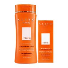 Aliya Paris Carotiq Carrot Intense Lotion + Cream - Official UK Distributor