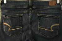 American Eagle Women's Stretch Slim Boot Jeans Size 6R EUC
