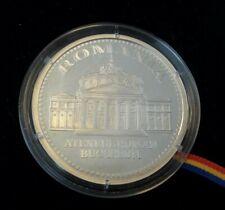 ==>>> Médaille Roumanie Silver Rare Zelzaam + Original Box <<<===
