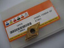 10x INGERSOLL  DNMG 150608 L-VF TT8125
