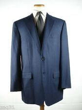 BRIONI Pure Cashmere 100% Navy Sport Coat Blazer Jacket 46 R