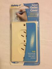 Safety 1st Swivel Outlet Cover Ivory (A2)