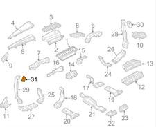 Audi A6 C7 Left Upper B Pillar Air Vent 819209CBF1 NEW GENUINE