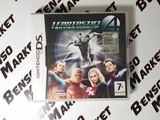 I FANTASTICI 4 E SILVER SURFER NINTENDO NDS DS DSi 3DS 2DS PAL ITALIANO