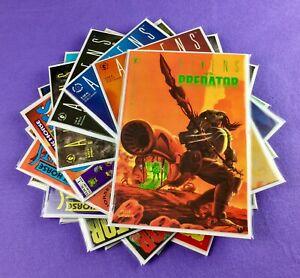 Aliens and Predator Lot: 13-Bk-  Aliens vs Predator, Predator (2nd print)! More!