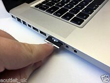 Nifty MiniDrivePro MicroSD Card Adaptor+ 4GB SD for 13/15 Non-Retina MacBook Pro
