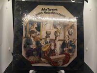 John Turner's Scottish Musical Menagerie Vinyl LP, SHRINK, Fiddletree 1979
