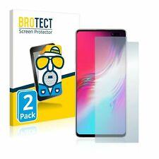 Samsung Galaxy S10 5G , 2x BROTECT® Matte Screen Protector hard-coated