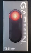Garmin Varia RTL510 Rearview Radar Tail Light - Black