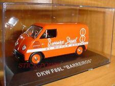 """DKW F89L F-89-L 1:43 """"BARREIROS DIESEL"""" MINT WITH BOX!!"""