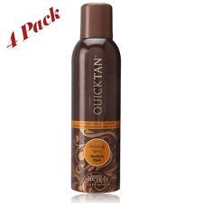Body Drench Quick Tan Sunless Tanning Mist Medium Dark 6oz (4 Pack)