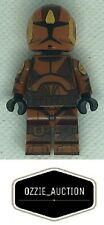 Lego Star Wars - AV Custom Printed Commander Jet Minifigure [7676 75021 75019]